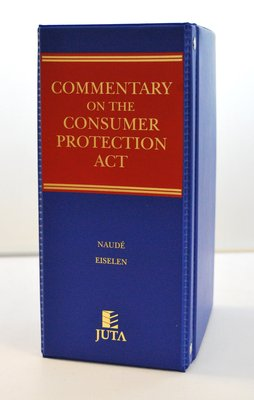 Recently published commentary on the consumer protection - Office of the consumer protection board ...